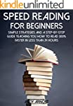 Speed Reading for Beginners: Simple S...