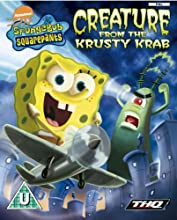 SpongeBob SquarePants: Creature from the Krusty Krab (Nintendo Wii) [importación inglesa]