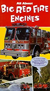 All About Fire Engines [VHS]