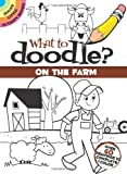 Rob McClurkan founder of iHeartMandalas.com What to Doodle? On the Farm (Dover Little Activity Books)