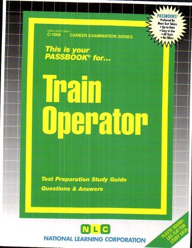 Train Operator