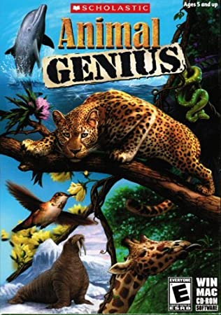 Scholastic Animal Genius