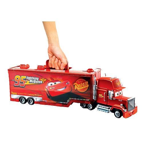 Cars Movie Toys : Disney pixar cars movie exclusive carry case playset