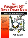 The Windows Nt Device Driver Book: A...
