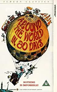 Around the World in 80 Days [VHS] [UK Import]