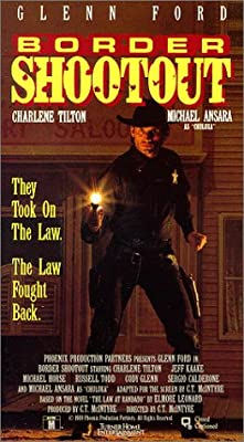 Border Shootout [VHS]