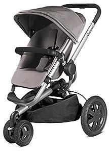 2013 Quinny Buzz Xtra Stroller, Gracious Grey