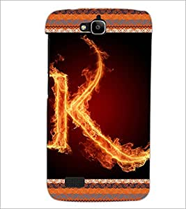 PrintDhaba GRANDbet K D-2538 Back Case Cover for HUAWEI HONOR HOLLY (Multi-Coloured)