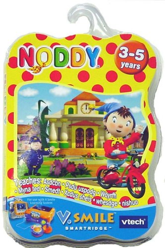 VTech - V.Smile Smartridge - Noddy Detective for a Day
