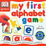 Product 078945467X - Product title DK Games: My First Alphabet Game