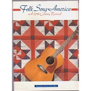 folk song america a 20th