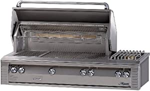 Dyna-Glo Bronze 60,000 Btu 4-Burner Propane Gas Grill With