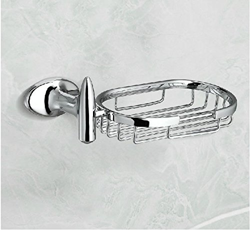 Buy-Itcase Zinc Alloy Soapbox / Soap Dish / Bathroom Hardware Accessories