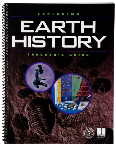 American Educational Exploring The Earth's History Teacher's Guide