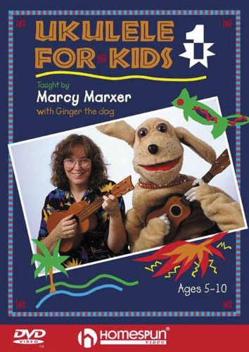 DVD-Ukulele For Kids #1