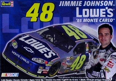 Revell 1/24 NASCAR #48 Lowes Chevy Monte Carlo 2005 - 852898 - Buy Revell 1/24 NASCAR #48 Lowes Chevy Monte Carlo 2005 - 852898 - Purchase Revell 1/24 NASCAR #48 Lowes Chevy Monte Carlo 2005 - 852898 (Revell-Monogram, Toys & Games,Categories,Construction Blocks & Models,Construction & Models,Vehicles,Cars)