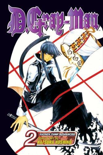D.Gray-man 2 (D.Gray-Man)Hoshino Katsura