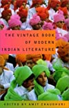 The Vintage Book of Modern Indian Literature (Vintage)