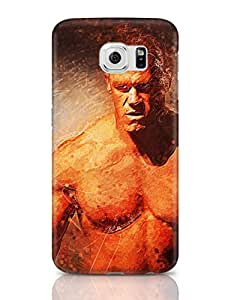 PosterGuy John Cena Wwe, John Cena, India, Raw, Smack Down Samsung Galaxy S6 Covers