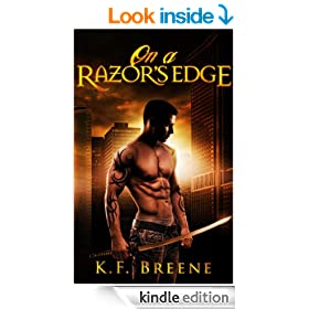 On a Razor's Edge (Darkness #3)
