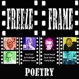 Freeze Frame: International Poetry Anthology ~ Oscar Sparrow