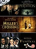 Road To Perdition/Miller's Crossing/The Funeral [DVD]