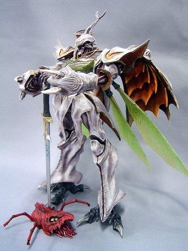 リミテッドモデル 聖戦士ダンバイン サーバイン バイストンウェルカラー 宮沢模型限定版 ( ノンスケール PVC製 塗装済 完成品 )