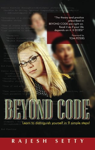 Beyond Code: Learn to Distinguish Yourself in 9 Simple Steps