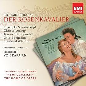 Der Rosenkavalier (2001 Digital Remaster), Act One: I Komm' Glei'...Drei Arme, Adelige Waisen (Octavian/Waisen/Modistin/Tierhändler/Marschallin/Valzacchi)