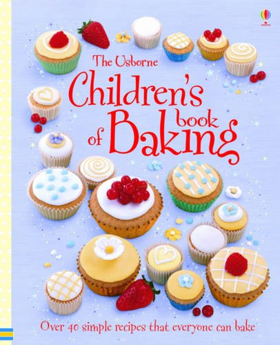 Children's Book of Baking (Usborne Cookbooks)