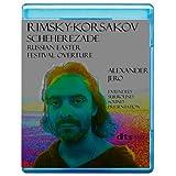 echange, troc Rimsky-Korsakov: Scheherezade, Russian Easter Festival overture (Includes Alexander Jero conceptual 5.1 presentation) [7.1 DTS-