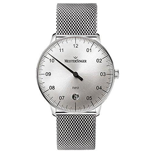 MeisterSinger Neo NE901N Reloj automático con sólo una aguja Clásico & sencillo
