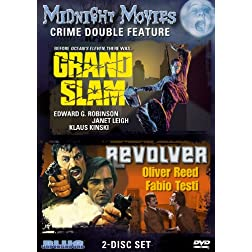 Midnight Movies Vol 7: Crime Double Feature (Grand Slam/Revolver)
