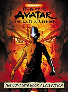 Avatar: The Last Airbender - The Complete Book Three Collection
