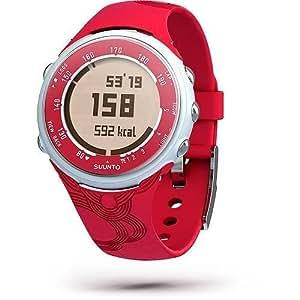 Suunto Damen Herzfrequenzmonitor Suunto t3d, Sporty Red