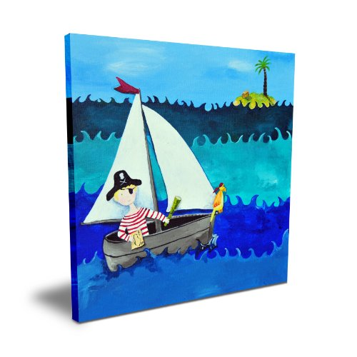 "Cici Art Factory 16""x 16"" Pirate"