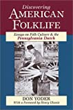 img - for Discovering American Folklife book / textbook / text book