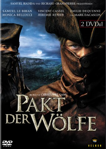 Pakt der Wölfe [2 DVDs]