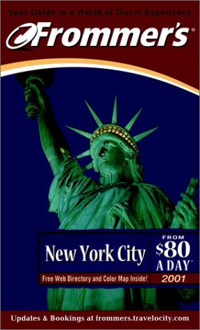 Frommer's New York City From $80 a Day 2001 PDF