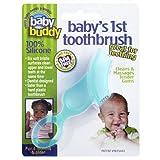 Baby Buddy Babys 1st Toothbrush, Green
