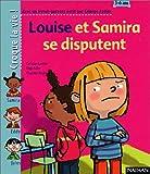 echange, troc Edwige Antier, Christian Lamblin - Louise et Samira se disputent (1 livre + 1 livret-parents)