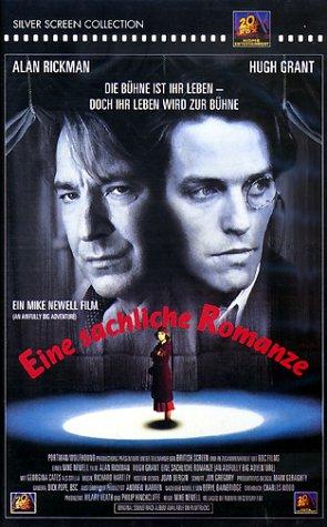 Eine sachliche Romanze [VHS]