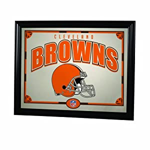 NFL Cleveland Browns 22 Inch Printed Mirror by The Memory Company