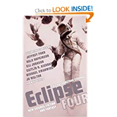Eclipse 4: New Science Fiction and Fantasy SC by Jonathan Strahan