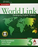 img - for World Link 3: Combo Split A with Student CD-ROM book / textbook / text book