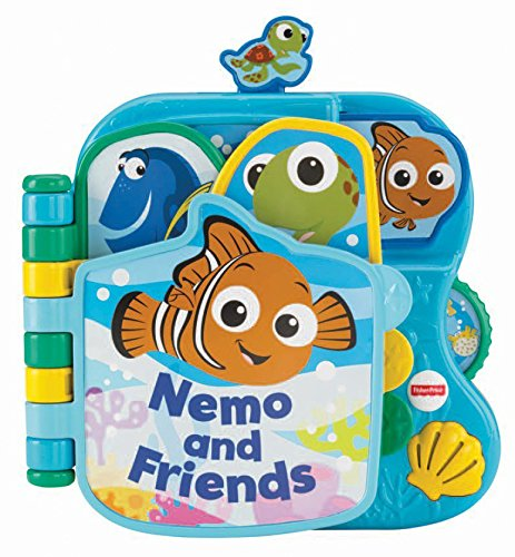 Fisher-Price Disney Baby: Nemo and Friends Book - 1