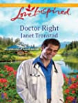 Doctor Right (Love Inspired)