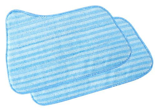 Steamfast Replacement Microfiber Mop Pad For Steamfast Steam Mop Sf-292/294 (2-Pack)