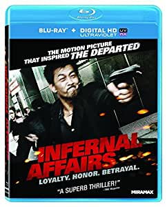 Infernal Affairs [Blu-ray] [Import]