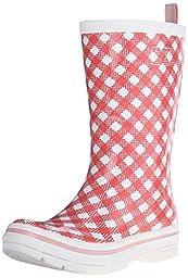 Helly Hansen Women\'s Midsund 2 Graphic Rain Boot, Sorbet/White/Creme Pink, 5 M US